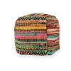 Picture of Bohemian Multicolor Pouf Decorative Object