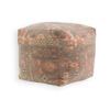 Picture of Bohemian Beige Pouf Decorative Object
