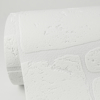 Picture of Gaffrey White Stone Paintable Wallpaper