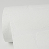 Picture of Pieter White Stone Paintable Wallpaper
