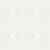 Picture of Silvie White Tin Burst Paintable Wallpaper