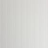 Picture of Murph White Beadboard Paintable Wallpaper