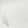 Picture of Stinson White Stucco Texture Paintable Wallpaper