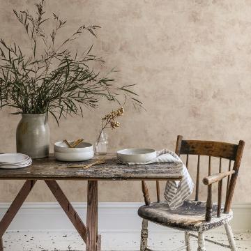 Picture of Artisan Plaster Blush Texture Wallpaper