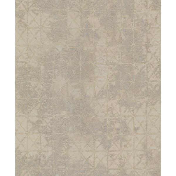 Picture of Odell Pewter Antique Tiles Wallpaper