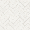 Picture of Kaliko White Wood Herringbone Wallpaper