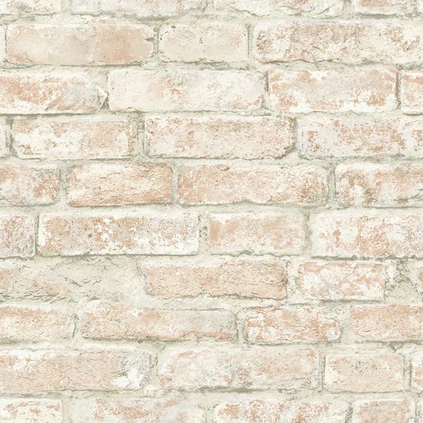 Picture of Arlington Rust Brick Wallpaper