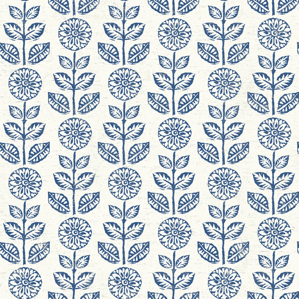 Picture of Dolly Navy Dolly Wallpaper