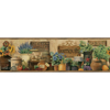 Picture of Brittany Black Antiques & Herbs Border