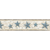 Picture of Heritage Blue Tin Star Border