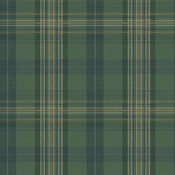 Picture of Austin Green Plaid Wallpaper