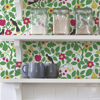 Picture of Green Paradisus Peel and Stick Wallpaper