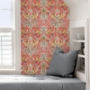 Picture of Peach Summer Love Peel and Stick Wallpaper