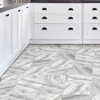 Picture of Polished Peel and Stick Floor Tiles