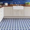 Picture of Zellige Peel and Stick Floor Tiles