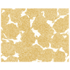 Picture of Roses Ochre Wall Mural by Karen J. Revis