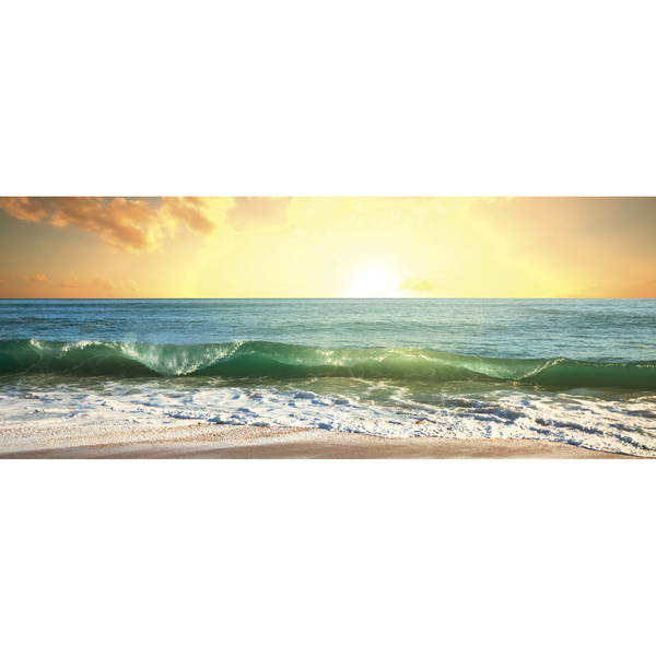Picture of Sea Sunset Wall Mural