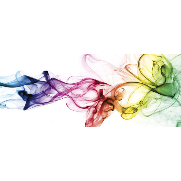 Picture of Warm Smoke Wall Mural