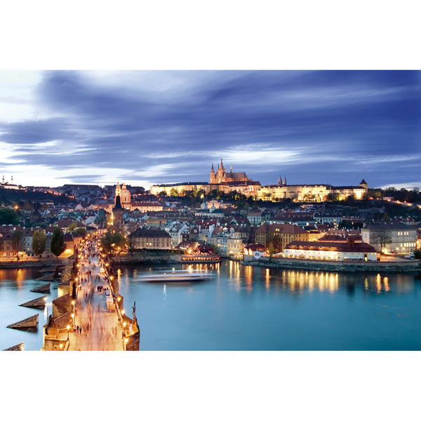 Picture of Prague Wall Mural