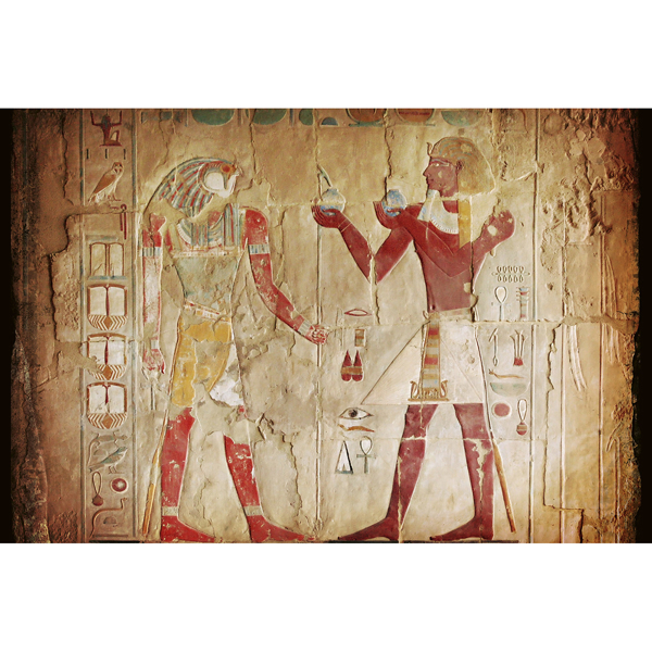 Picture of Egypt Painting Wall Mural