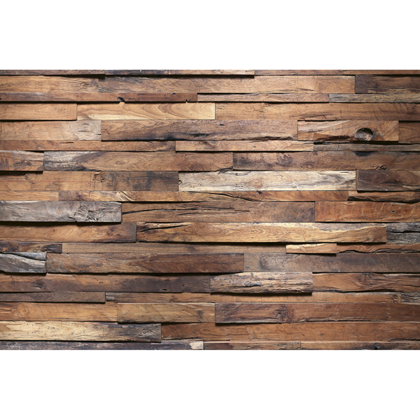 Picture of Wooden Wall Wall Mural