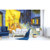 Picture of Cafe Terrace Wall Mural