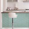 Picture of Hex Peel and Stick Backsplash