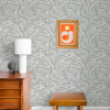 Picture of Grey Spirited Peel and Stick Wallpaper