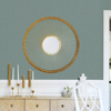 Picture of Hilbert Teal Geometric Wallpaper