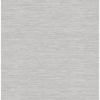 Picture of Cantor Grey Faux Grasscloth Wallpaper
