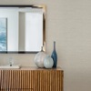 Picture of Cantor Beige Faux Grasscloth Wallpaper