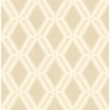 Picture of Mersenne Beige Geometric Wallpaper