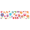 Picture of Birds & Flowers Stickers Wall Art