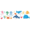 Picture of Sea Animals Stickers Wall Art