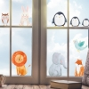 Picture of Watercolor Animals Stickers Wall Art