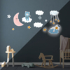 Picture of Bears Glow in the Dark Wall Stickers