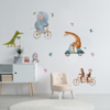Picture of Riding Animals Wall Stickers