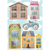 Picture of Old Town Wall Stickers