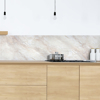 Picture of Beige Marble Peel and Stick Backsplash