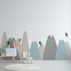 Picture of Mountains Wall Stickers