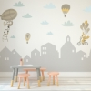Picture of City Wall Stickers