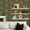 Picture of Emerald Green Sunburst Peel and Stick Wallpaper