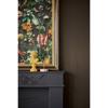 Picture of Claude Black Floral Wallpaper