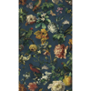 Picture of Claude Navy Floral Wallpaper