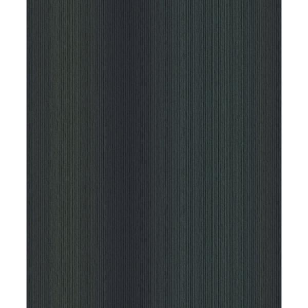 Picture of Pablo Dark Green Ombre Stripe Wallpaper