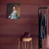 Picture of Pablo Maroon Stripe Wallpaper