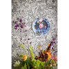 Picture of Auguste Charcoal Floral Wallpaper
