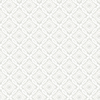 Picture of Hugson Grey Quilted Damask Wallpaper