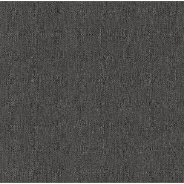 Picture of Sydney Charcoal Faux Linen Wallpaper