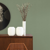 Picture of Meade Green Fine Weave Wallpaper